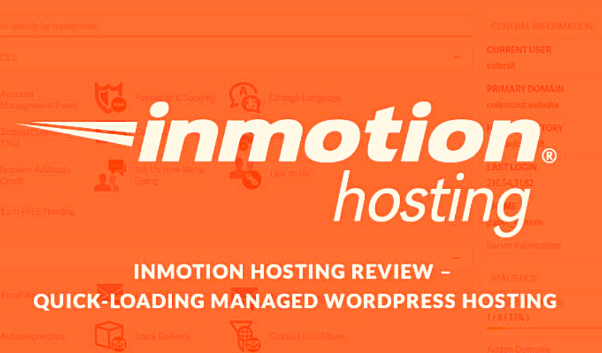 What is InMotion Hosting? Which are InMotion's Features?